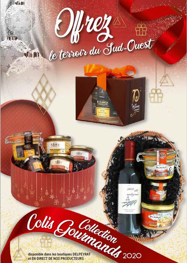 Collection Coffrets Cadeaux Delpeyrat / R.JUNCA